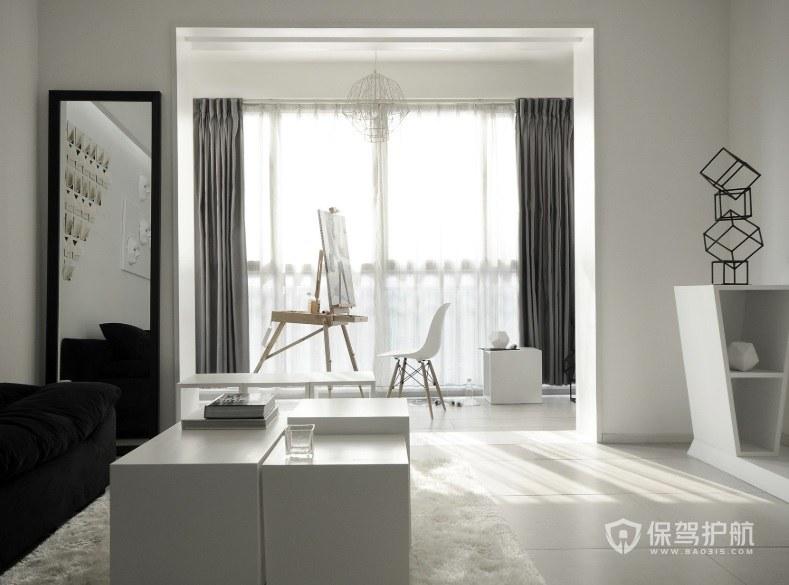 客厅如何简单装修设计?客厅简单装修设计图片