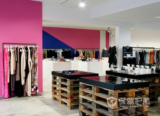 小型女装店如何装修好?40平米女装小店装修