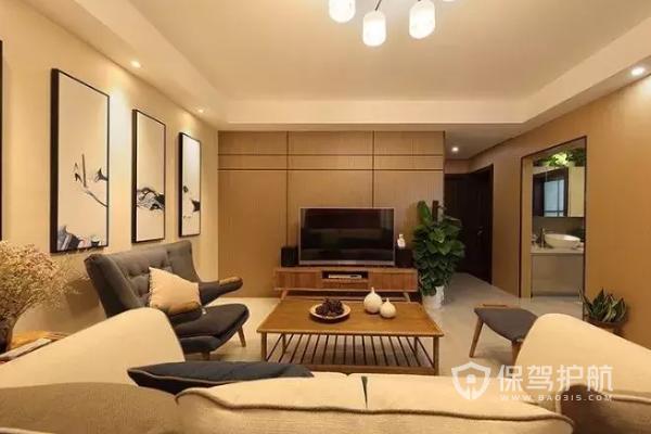 【110平米三室一厅中式风格装修】110平米三室一厅中式风格装修图