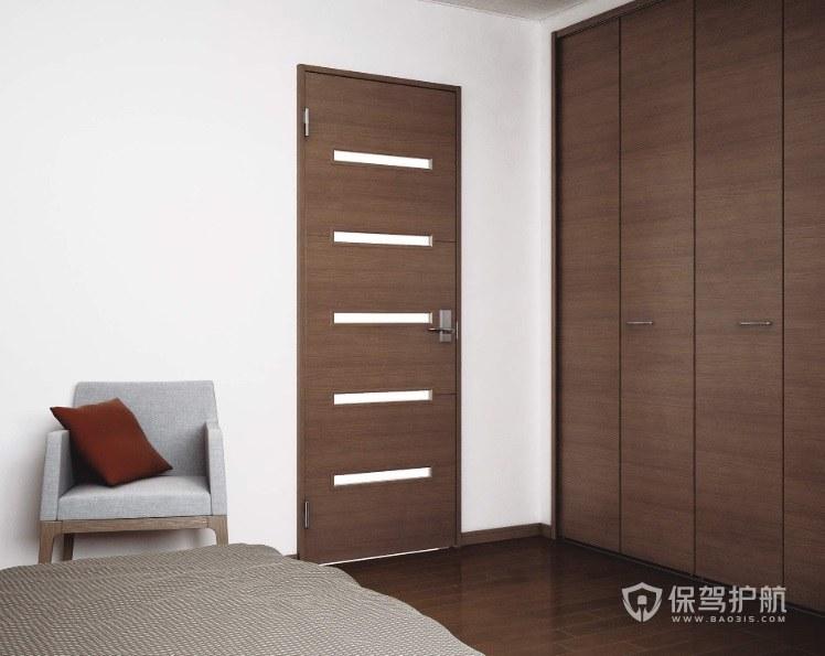 家居装修选择全包门还是半包门?全包门和半包门效果图