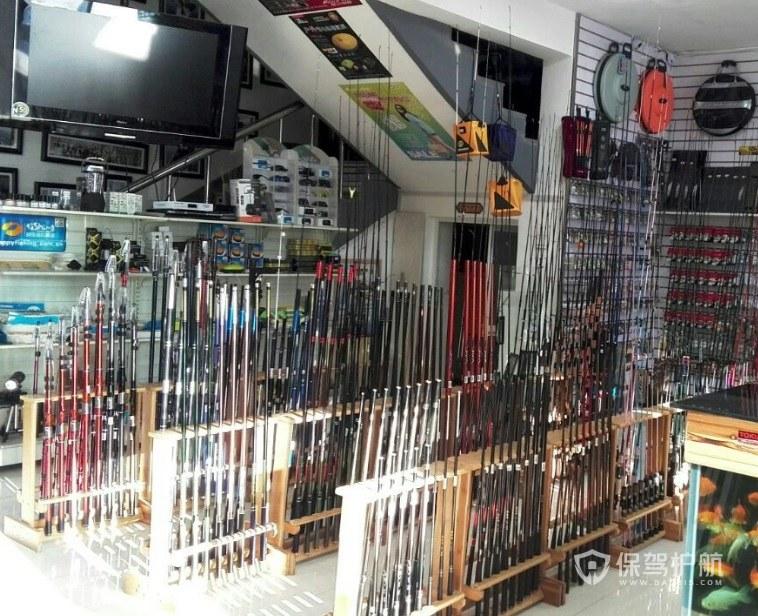 渔具店如何装修布置生意好? 渔具店装修效果图