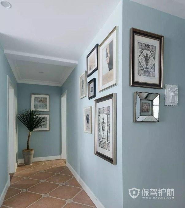 走廊白墙怎么装饰好看? 走廊白墙装饰六大技巧