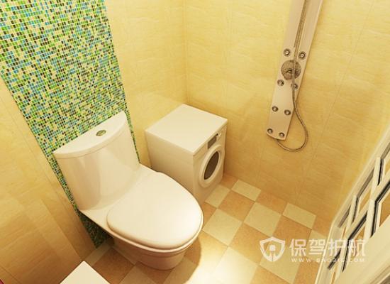 1.5平卫生间设计技巧 小卫生间装修注意事项