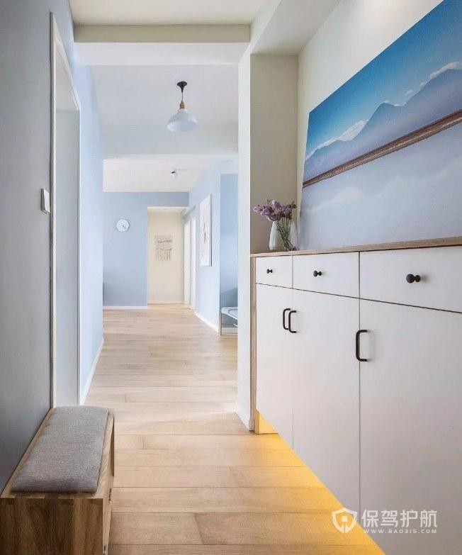 87平的房子如何简约装修? 87平小户型装修效果图