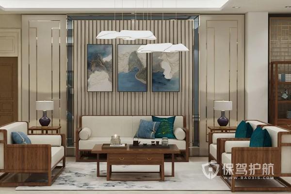 现代新中式家具什么颜色好看?现代新中式家具怎么搭配?