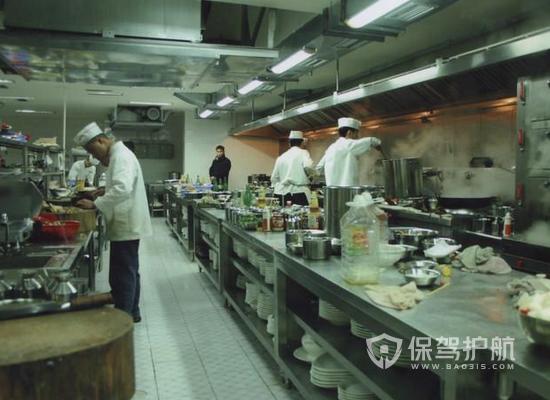 米线店厨房装修技巧 米线店厨房装修效果图