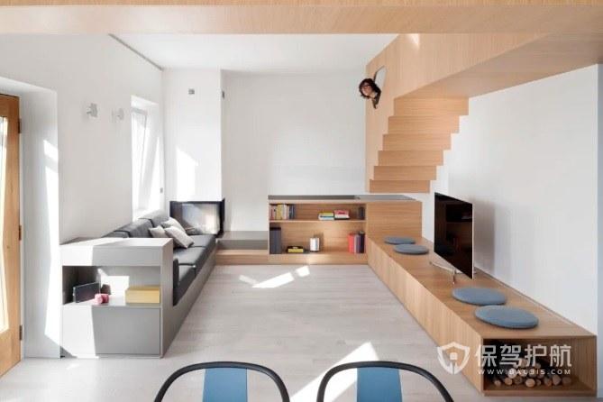 108平米的房子如何进行简装修? 108平米简装修效果图