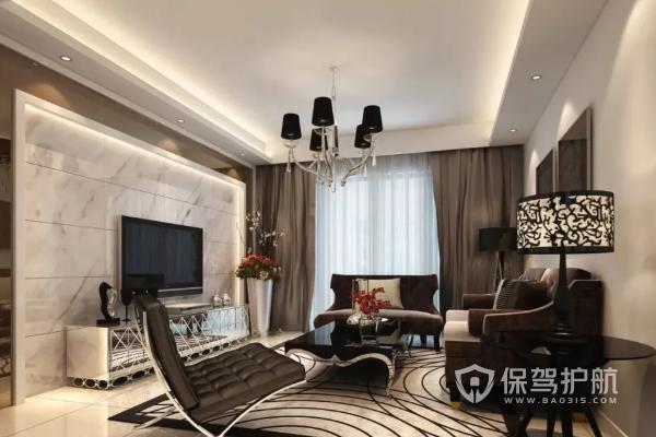 客厅颜色怎样搭配效果好?客厅最佳颜色效果图