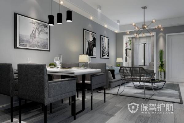 不同装修风格地板颜色怎么选?现代轻奢风格木地板颜色