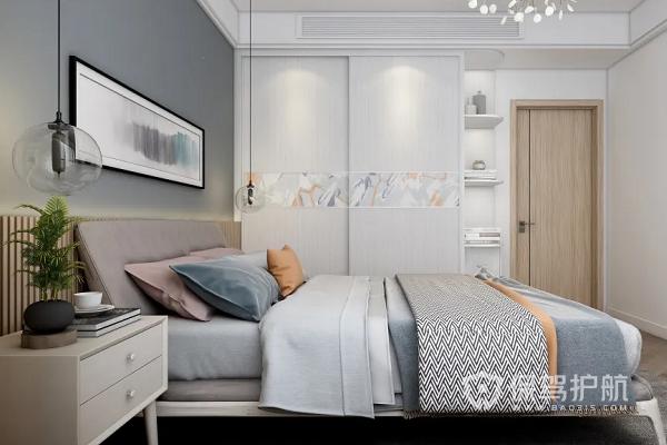 新中式衣柜的特點,新中式衣柜移門款式