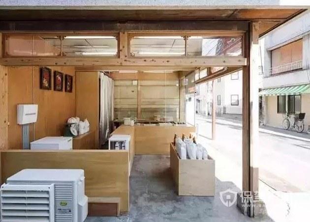 5平米日式小店如何裝修? 5平米小店裝修圖片