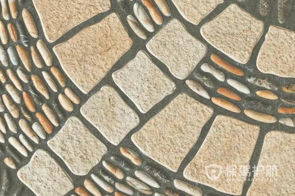 仿鵝卵石瓷磚好嗎?仿鵝卵石瓷磚效果圖