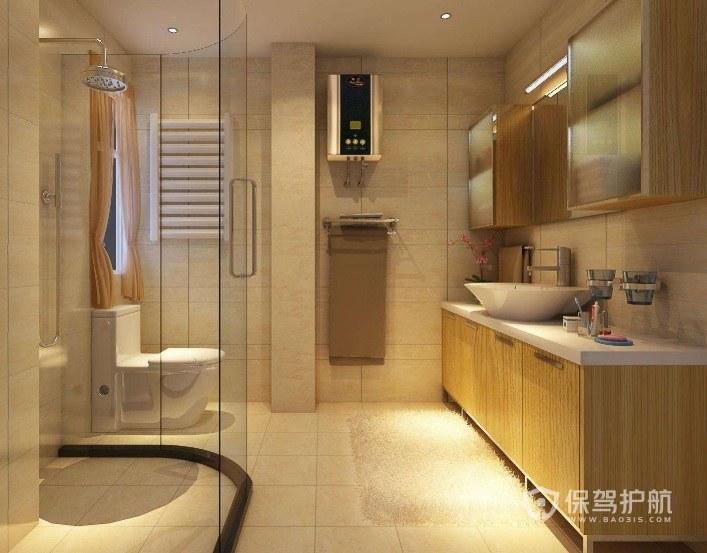 衛生間窗戶連著廚房怎么改造?高樓層可不可以裝推拉窗?