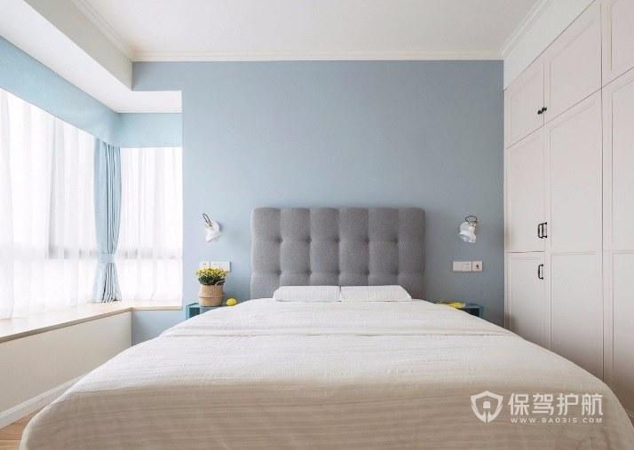 臥室背景墻裝修有哪些方式?現代主臥背景墻裝修效果圖