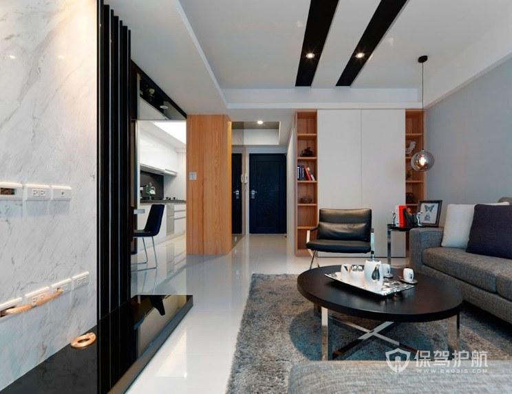 90平米兩室一廳的房子如何簡裝?90平米兩室一廳簡裝圖