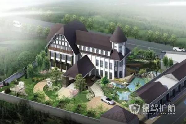純中式別墅外觀怎樣設計?純中式別墅外觀效果圖