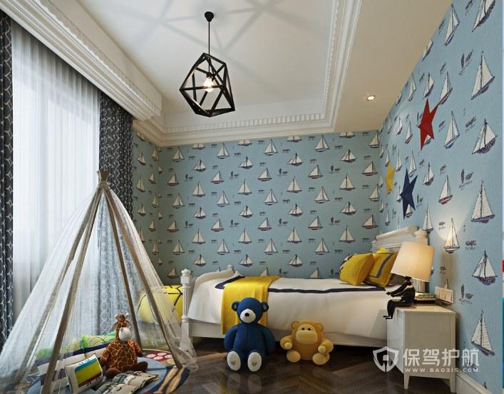 小臥室兒童房怎么裝修?小臥室兒童房屋裝修效果圖