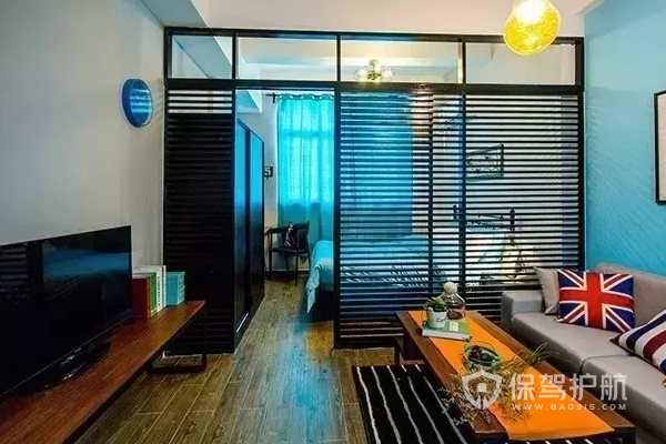 長方形單間怎么改一房一廳?長方形單間改一房一廳案例