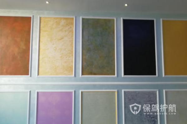 藝術漆刷的顏色太淡了怎么處理?藝術漆怎么調色?