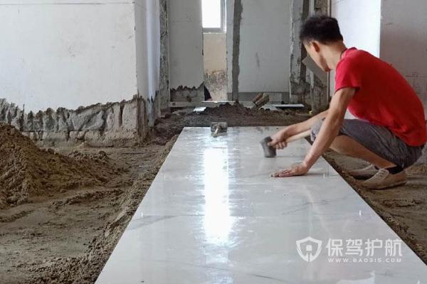 貼瓷磚多少錢一平方?貼瓷磚的施工工藝