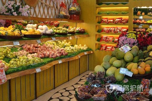 水果店裝修多少錢?水果店裝修裝飾要點