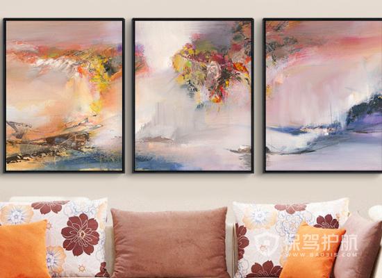 客廳裝飾畫內容有哪些?客廳裝飾畫的風水禁忌