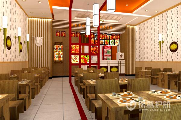 快餐店怎么裝修設計?快餐店裝修設計的要點